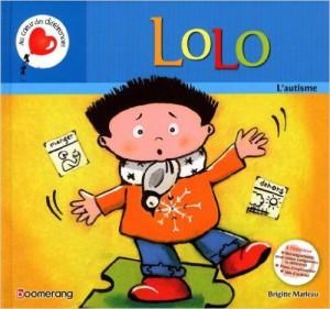 Couverture d'ouvrage: Lolo l'autisme